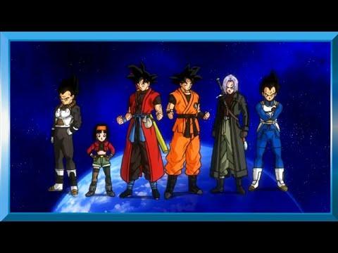 Super Dragon Ball Heroes Big Bang Mission Opening No Oficial