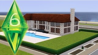 The Sims 3 Speed Build Archives 006 - Little Bachelor's Mansion
