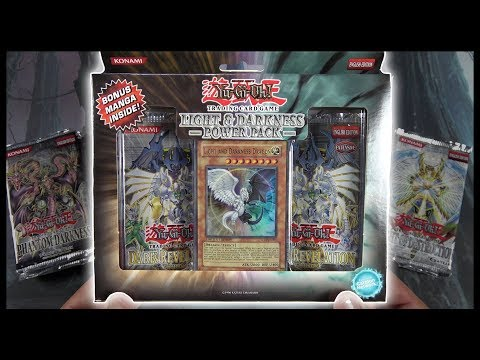 INSANE Dark Revelation 4 Box Opening and Review! The Light & DARKNESS Power Pack!!