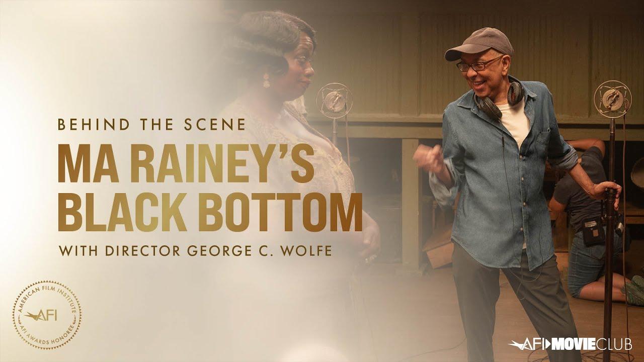 George C. Wolfe On His Film Ma Rainey's Black Bottom
