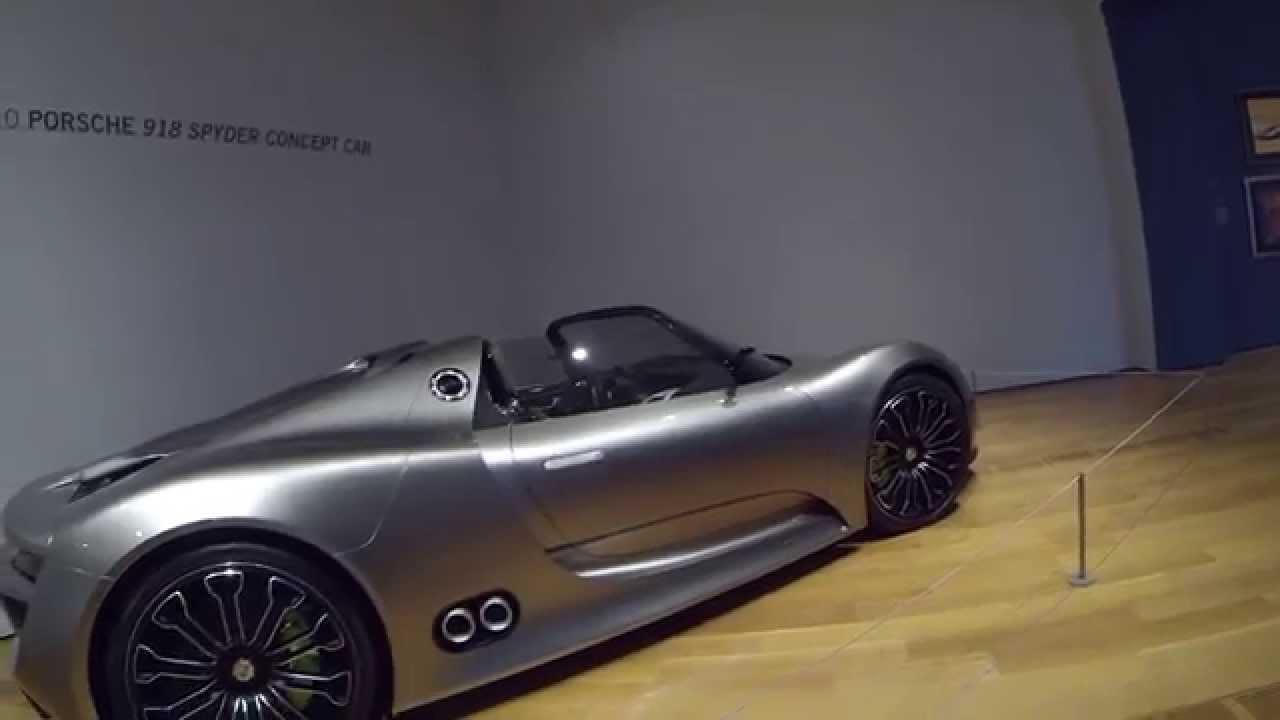2010 Porsche 918 Spyder Concept Car - YouTube on 2010 porsche boxster spyder, 2010 audi r8 spyder, 2020 porsche spyder, 2010 hennessey venom gt spyder, 2010 lamborghini gallardo spyder, 2010 ferrari california spyder,