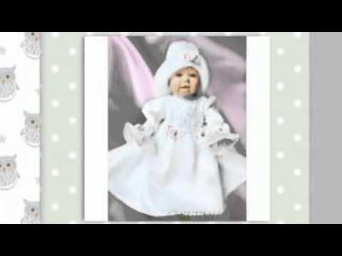 baby taufkleider - YouTube