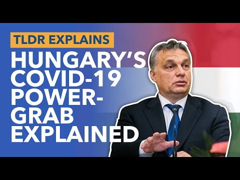 Is Hungary a Dictatorship Now? Orban's Controversial Coronavirus Law Explained - TLDR News