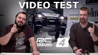 Vidéo Test -Wrc 4