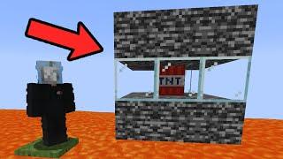 Escaping Minecraft's Dangerous Box...