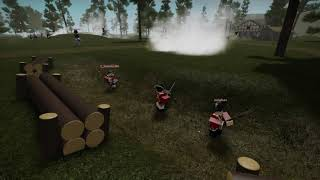 Battle of Trenton, 1776 (Roblox Kingdom of Great Britain)