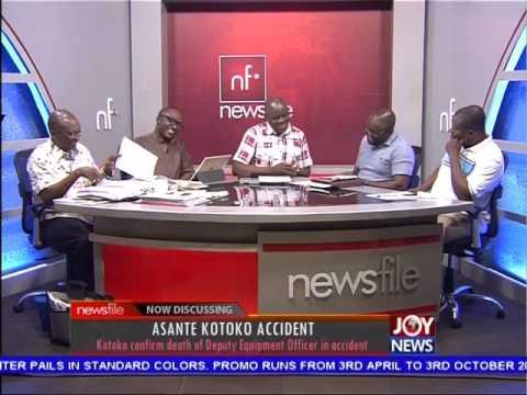 Asante Kotoko Accident - Newsfile on JoyNews (15-7-17)
