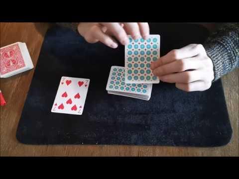 Raad de kaart! - VIER kaarttrucs met één techniek (+ uitleg) - MARKEER je eigen kaarten!