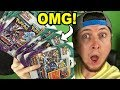 SECRET? OPENING ONE OF THE RAREST POKEMON CARDS - BOUGHT ALL THE PACKS!