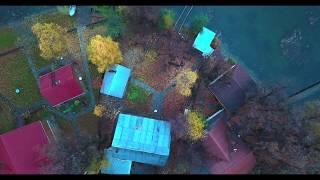 Краски осени на озере Увильды. Южный Урал съемка с дрона Mavic Pro