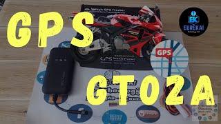 🛰📡📲🚘GPS Tracker GT02a para carros,motos,etc🚗📡🛒🛰