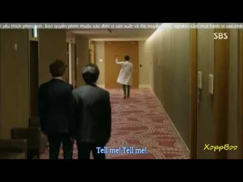 Park Hoon (Lee Jong Suk) dancing + singing Tell Me @ Doctor Stranger (2014)