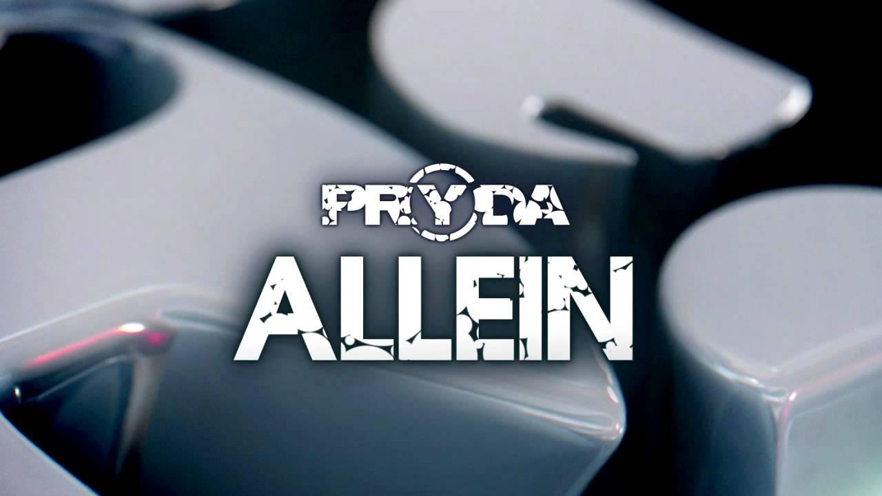 Pryda Allein Eric Prydz Out Now Youtube