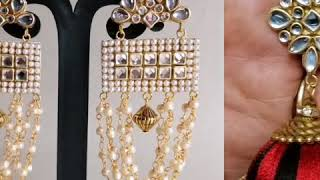 Traditional lightweight earrings