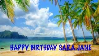 SaraJane   Beaches Playas - Happy Birthday