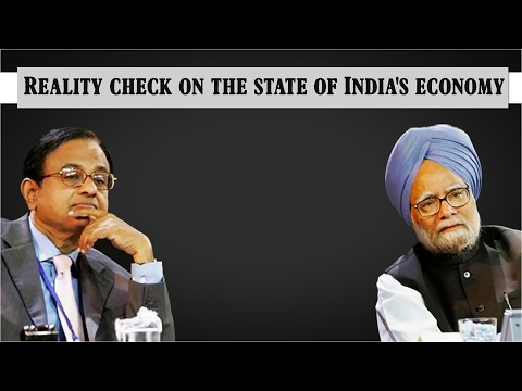 AICC Press Briefing by Former PM Manmohan Singh and P. Chidambaram at Congress HQ, January 30, 2017