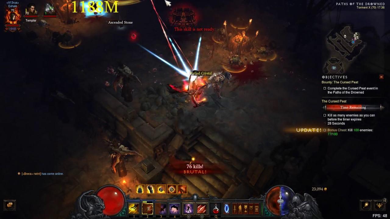 diablo 3 how to get cursed conquest
