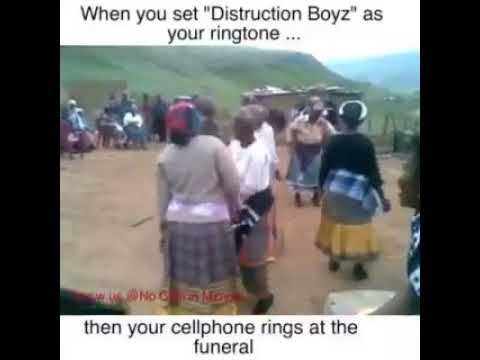 Distraction boyz... Madness