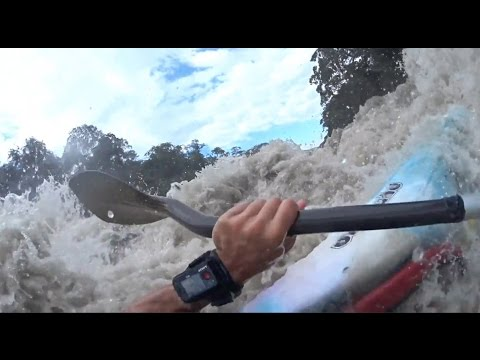 Oleg Golovkin Big Water Beater on the Rio Suarez, Colombia (Entry#20 Carnage for All 2017)