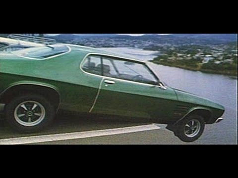 █ The Monaro on the Bridge - The story of a very special (lucky) Monaro █