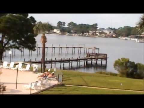 WATERFRONT Condo at Treasure Cove D204 Panama City Beach, FL 32408