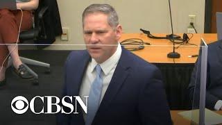 Prosecutors present closing argument in Derek Chauvin trial
