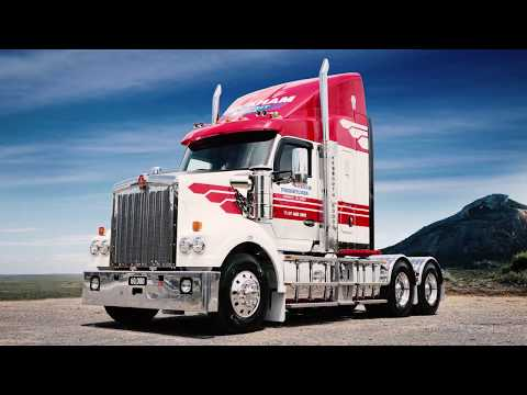 60000th Australian Kenworth Trucks 2018