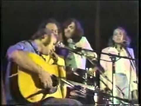 Crosby Stills Nash - Suite Judy Blue Eyes (Live)
