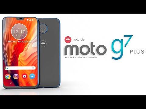 MOTO G7 PLUS 2018 Trailer Concept Design Official introduction !