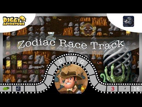 [~Dragon of Metal~] #16 Zodiac Race Track - Diggy's Adventure