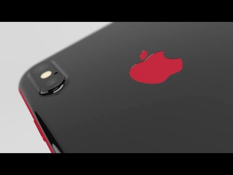 Download Youtube: Meet iPhone X (PRODUCT)RED Version — Apple