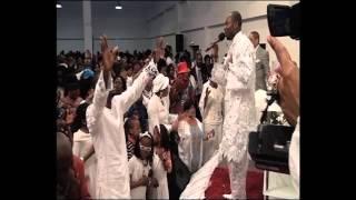 Adoration de la pentecôte au siège du ...