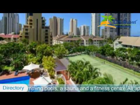The Crest Apartments - Gold Coast Hotels,  Australia