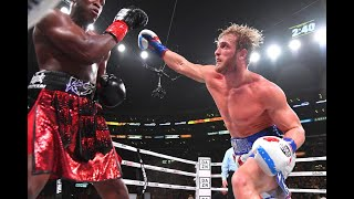Floyd Mayweather Vs  Logan Paul Betting Odds & Fight Predictions Can Paul