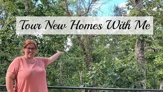 Tour New Homes With Me