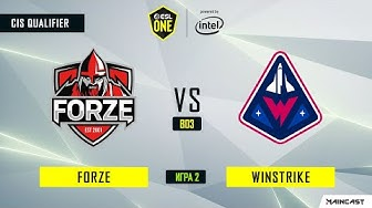 forZe vs Winstrike [Map 2, Mirage] (Best of 3) | Rio 2020 CIS Closed Qualifier