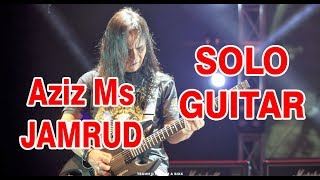 Download Video Legend Of Rock Indonesia Azis MS Jamrud Solo Guitar MP3 3GP MP4