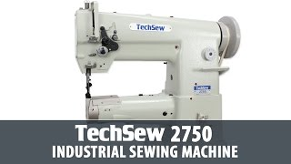 Techsew 2750 Industrial Sewing Machine