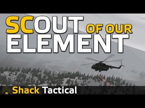 Scout of our Element - ShackTac Arma 2
