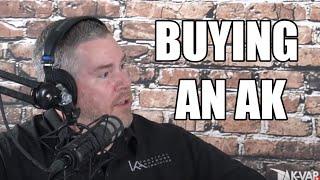 Ken Allen Discusses buying an AK // John Bartolo Show