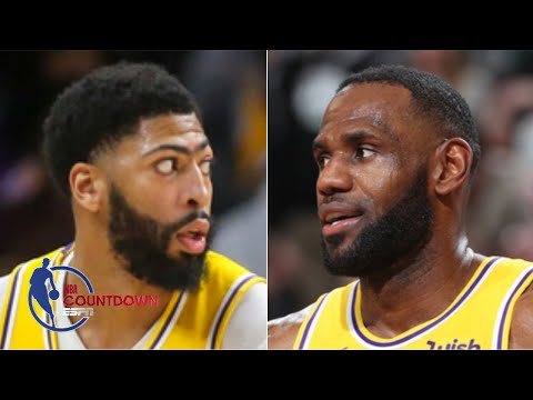 LeBron James and Anthony Davis pushed for Lakers practice on Christmas Eve - Woj   NBA Countdown