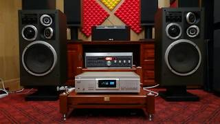 Test ampli Revox b780 và loa SABA acoustic 140 monitor ( AN AN audio- http://loa1.vn 0983619983)