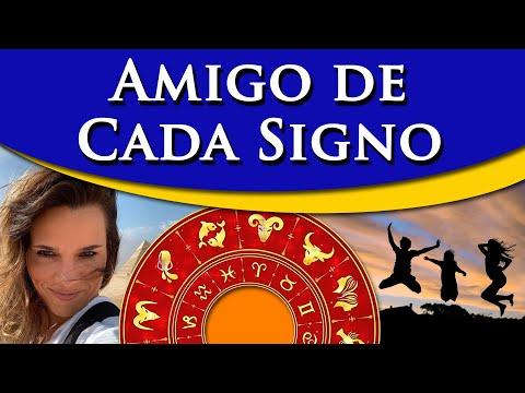 AMIGO DE CADA SIGNO - POR PAULA PIRES