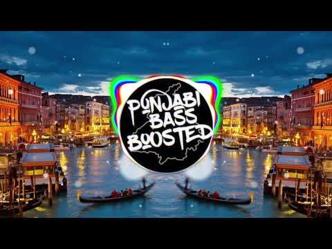 Naah [BASS BOOSTED] Harrdy Sandhu | B Praak | Jaani | PUNJABI BASS BOOSTED
