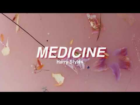 Medicine by Harry Styles w/ Lyrics (HD)