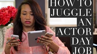 How To Juggle A Day Job With Your Acting Career | Workshop Guru