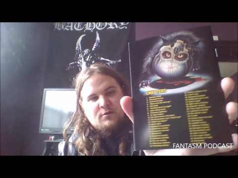 GORECHRIST Reviews Cat In The Brain blu ray