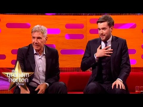Harrison Ford Sleeps with Jack Whitehall  The Graham Norton
