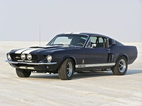 """1967 Shelby GT 500 428 V-8 4 Speed  """" SOLD """"  Drager's International Classic Sales  206-533-9600"""