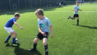 Nykøbing Falster 2019 Pinse Cup, Lyngby BK - Valby BK U10C, 2nd half